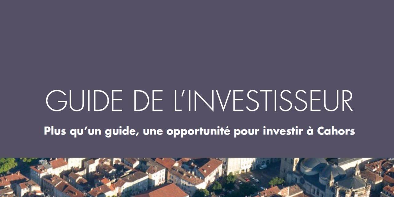 Investissemements immobiliers à Cahors