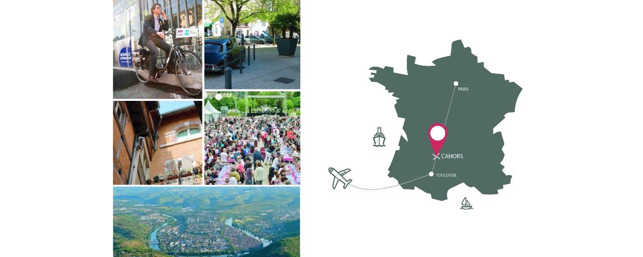 Cahors - secteur sauvegardé - investir à Cahors - qualité d'habiter - immobilier accessible - dispositif Malraux