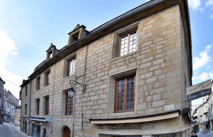 Embellisement des façades à Brive