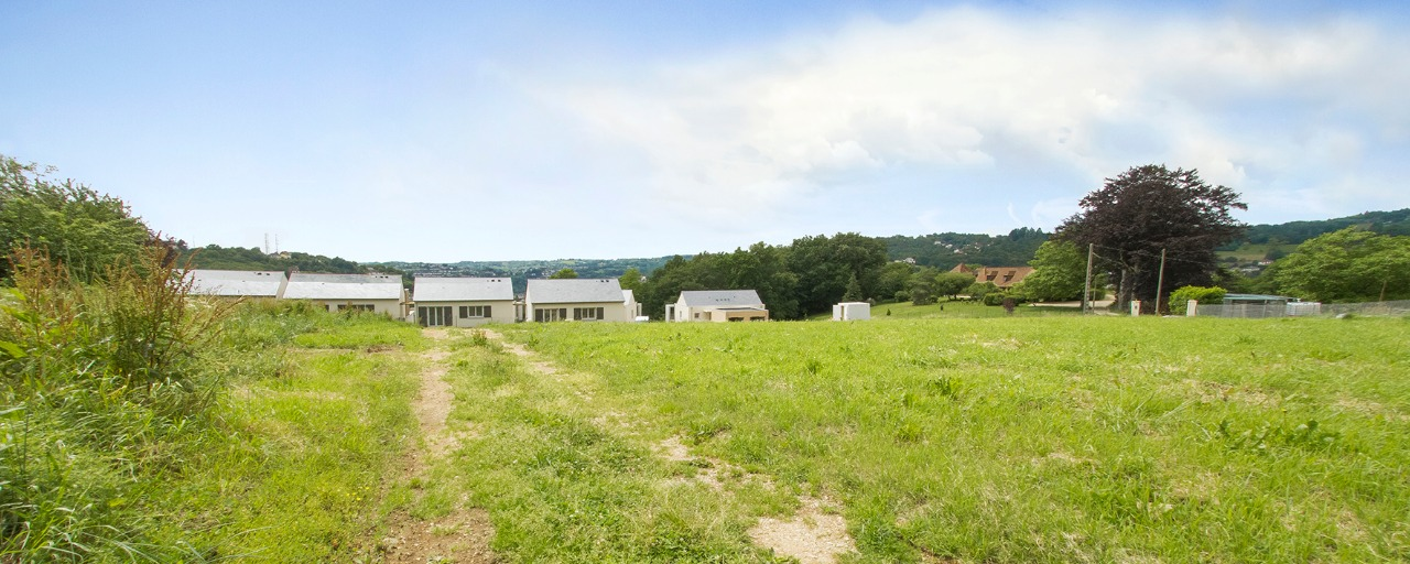 Photo Franck Barrat Arnal - A vendre 3 terrains dans lotissement les Fages à Tulle