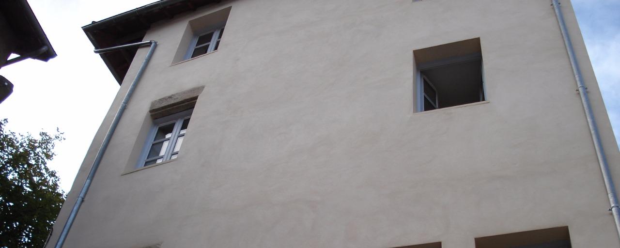 façade ilot marc Eyrolles Tulle