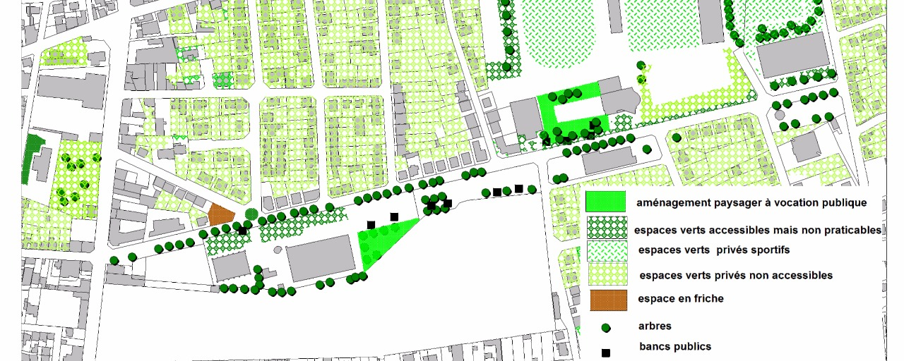 etude Dojo espaces verts
