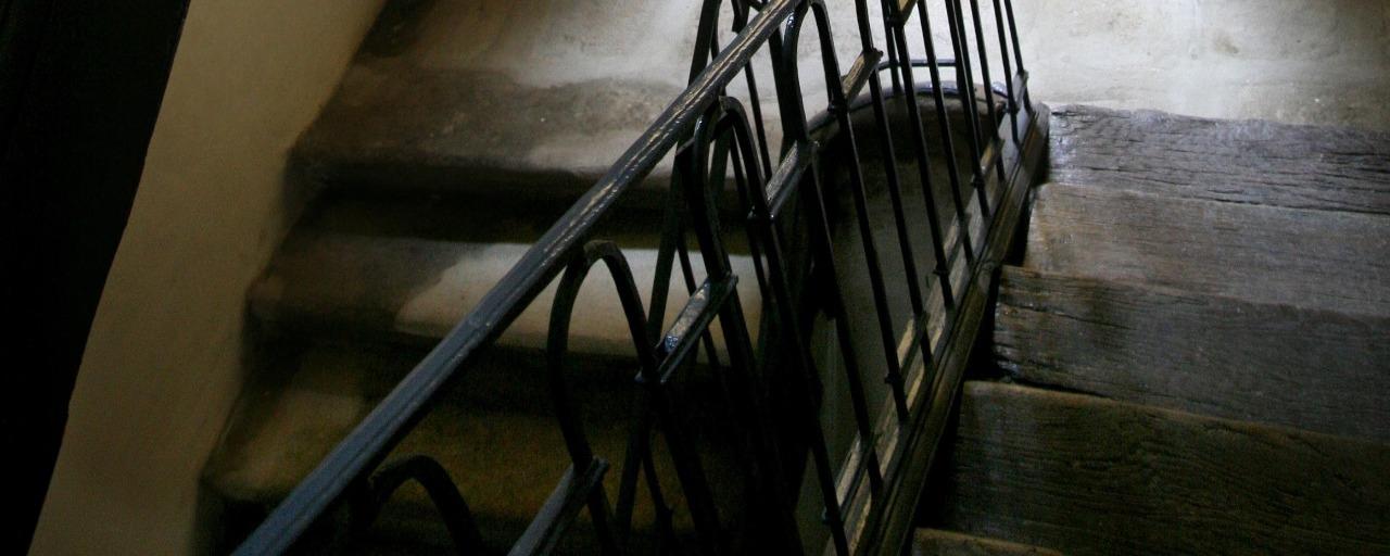escalier ilot marc Eyrolles Tulle