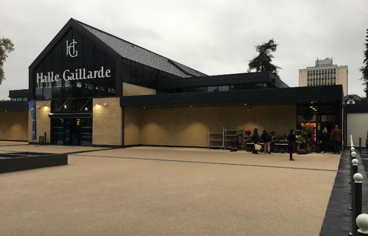 La Halle Gaillarde à Brive
