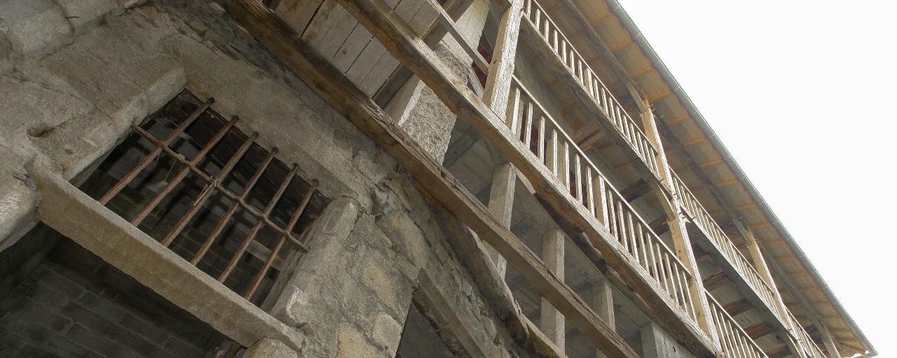 immeuble Lachaud ilot marc Eyrolles Tulle