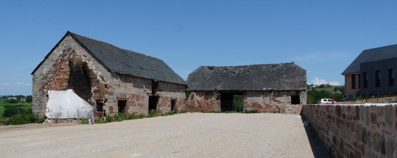 ancienne grande de Cosnac